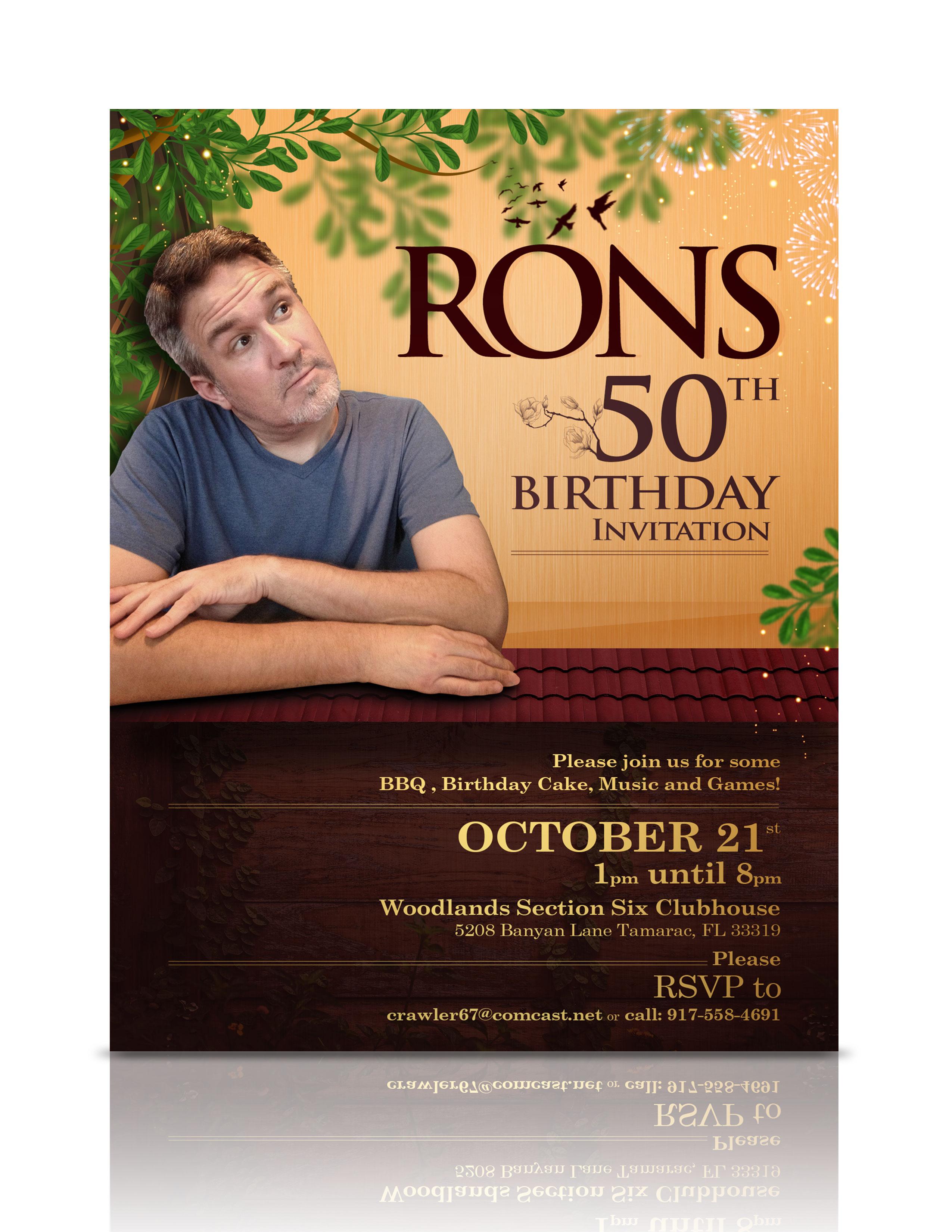 rons-50th-birthday-flyer