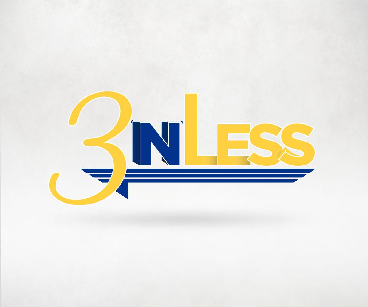 3 N Less Logo
