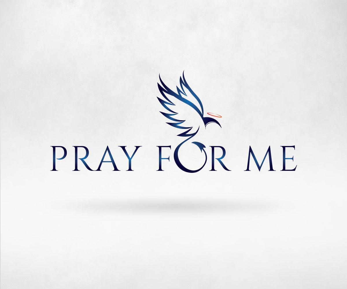 Pray For Me Logo