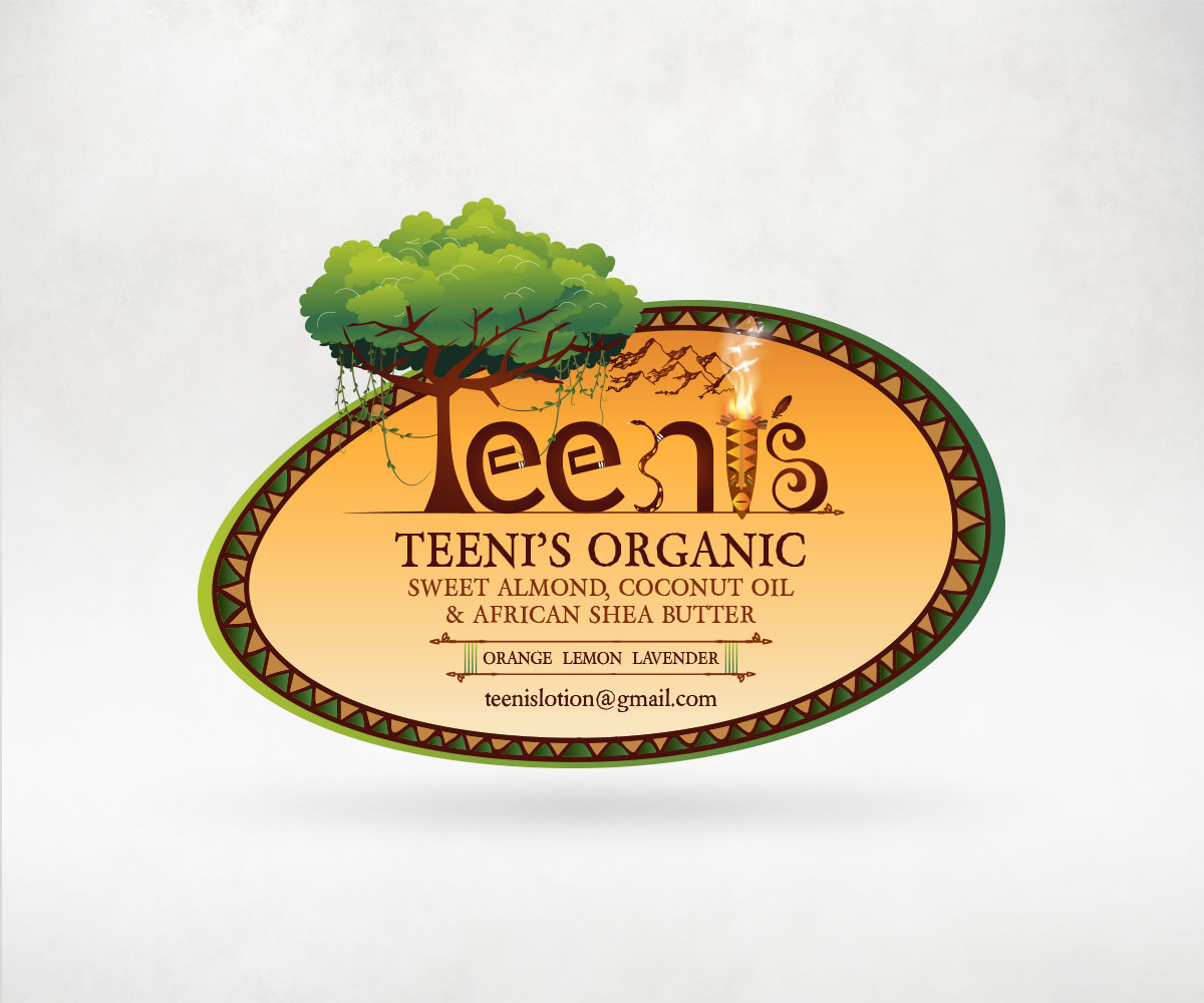 Teeni's Organic Logo