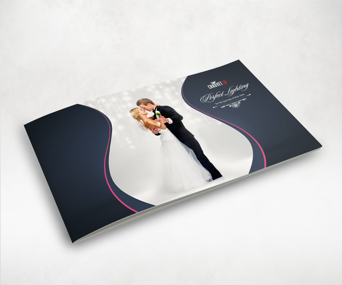 Chauvet Wedding Brochure Cover