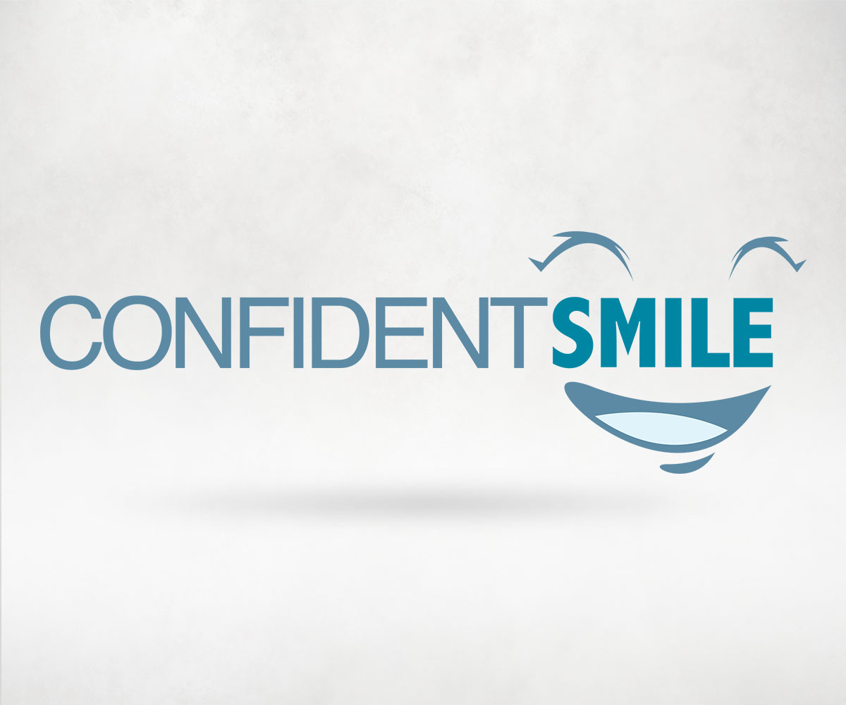 Confident Smile Logo